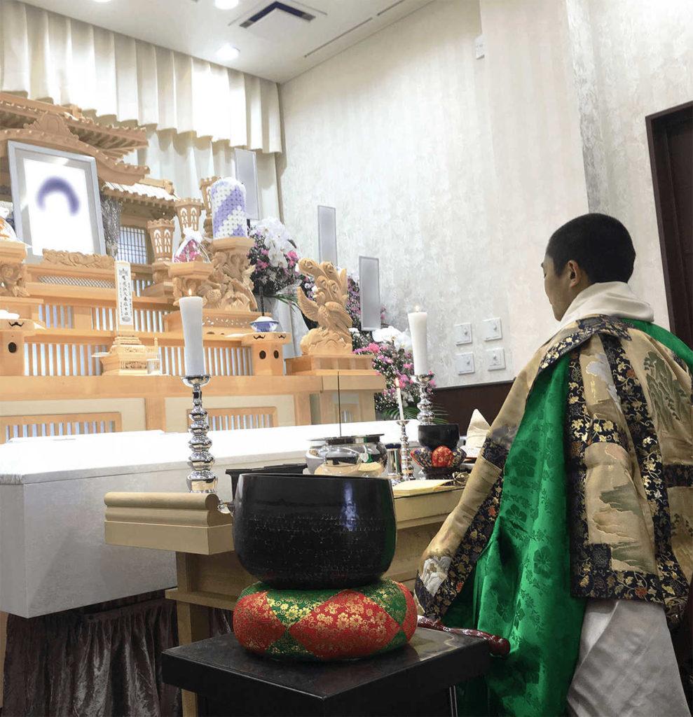寺院への謝礼について