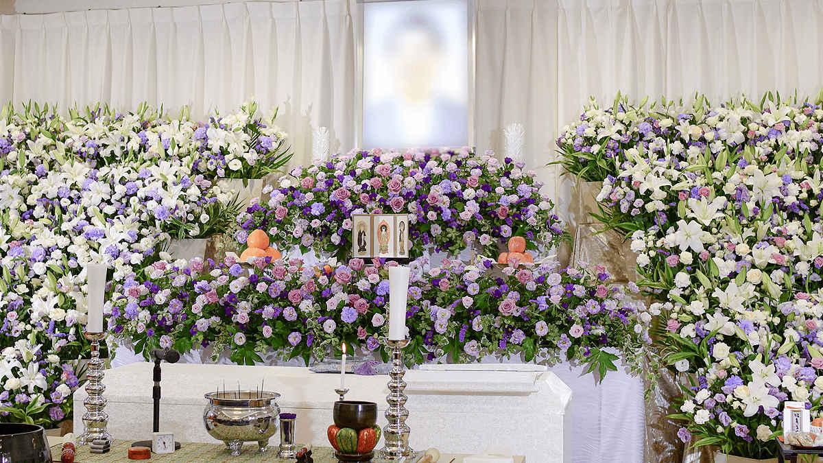 お葬式の種類