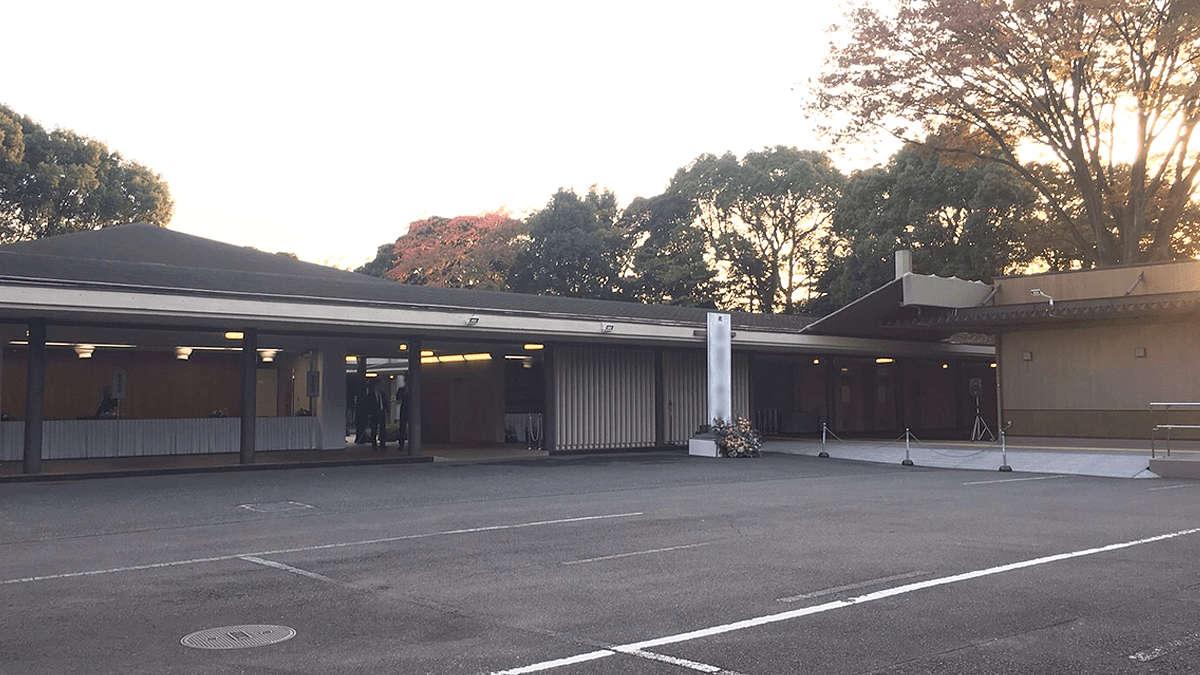 東京都青山葬儀所