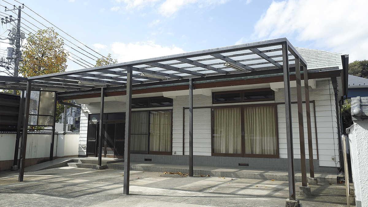 上行寺 八景斎場