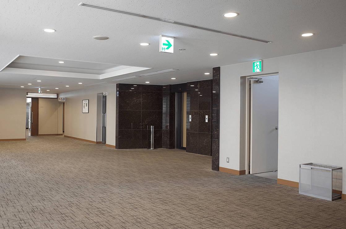 本館ホール