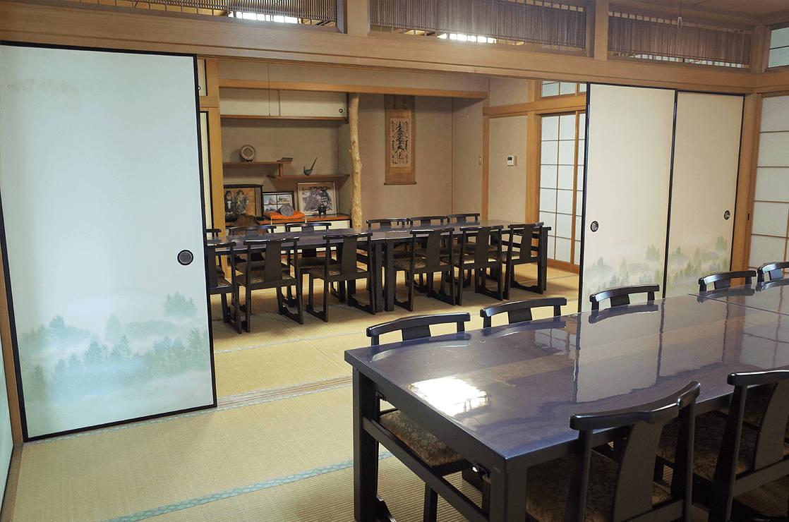 2F会食室
