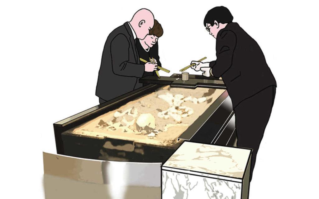 火葬に関するマナー