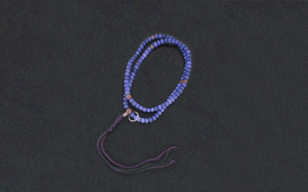 曹洞宗の数珠