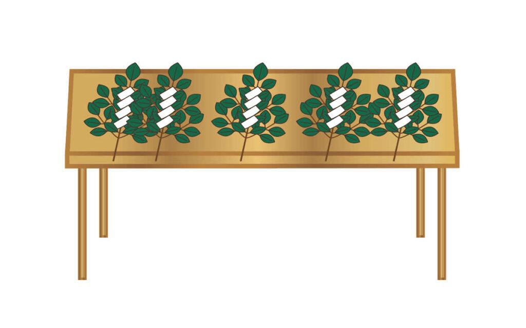 玉串奉奠に関するマナー