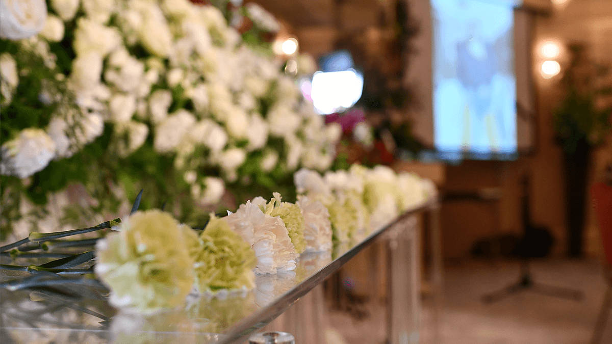 家族葬 ホテルで会食プラン