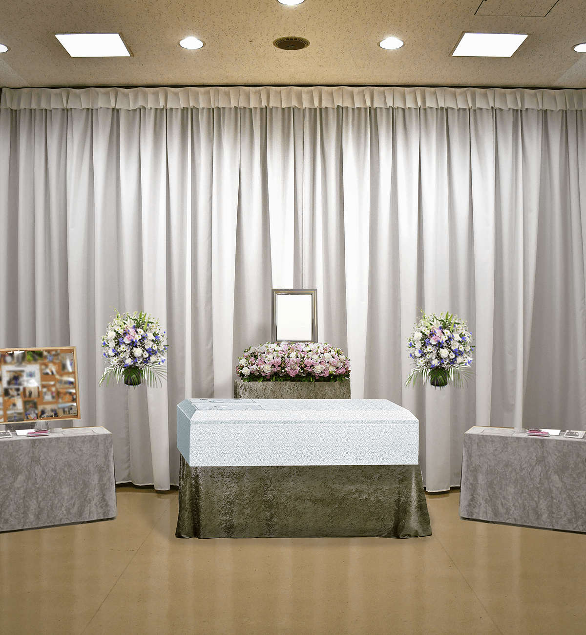 お葬式のプランのご紹介