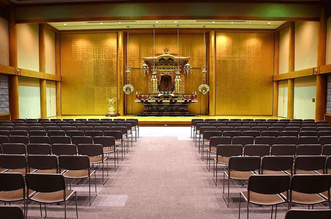 第二伝道会館式場