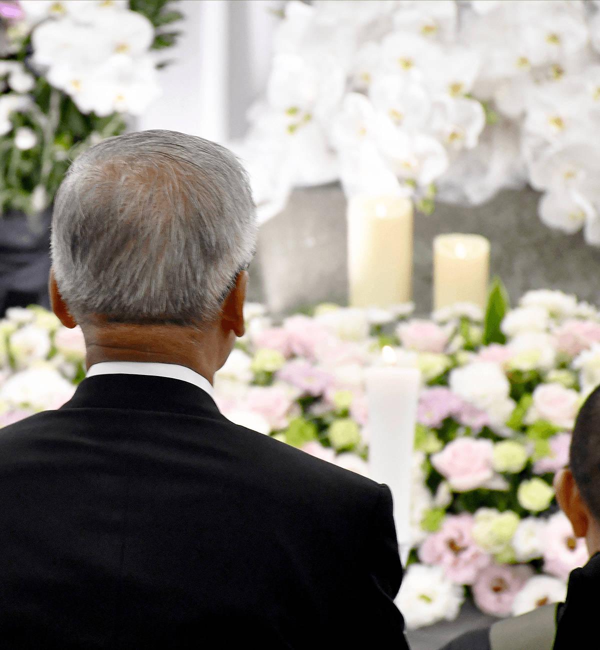 いま見直される自宅でのお葬式