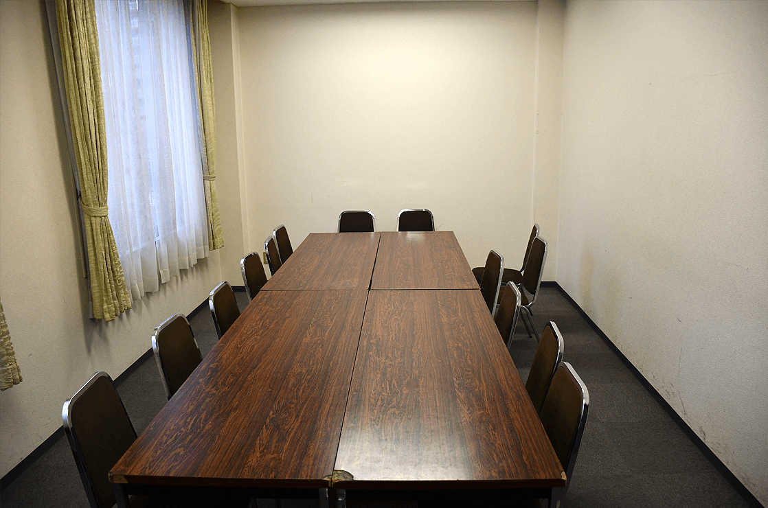 第二伝道会館控室